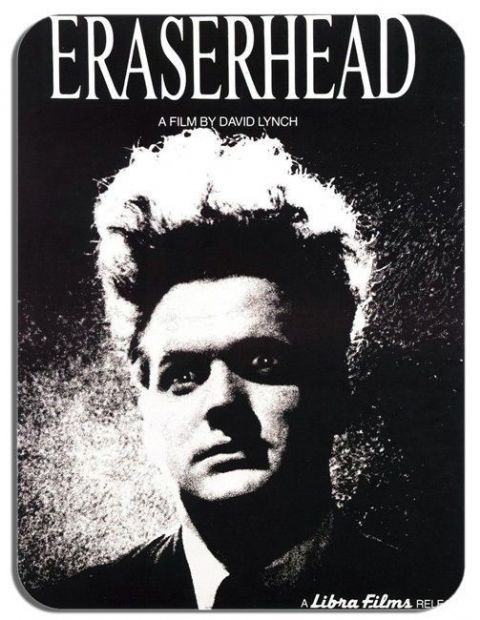 Eraserhead High Quality Mouse Mat David Lynch Movie Film Sci Fi Poster Mouse Pad